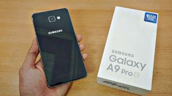 Samsung Galaxy A9 Pro - телефон в защищенном корпусе
