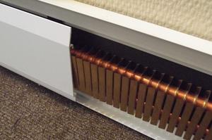Плинтусные обогреватели электрические-обзор
