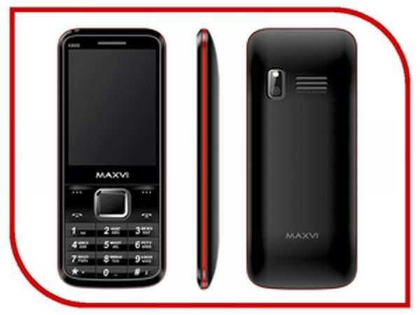Телефон MAXVI X 800