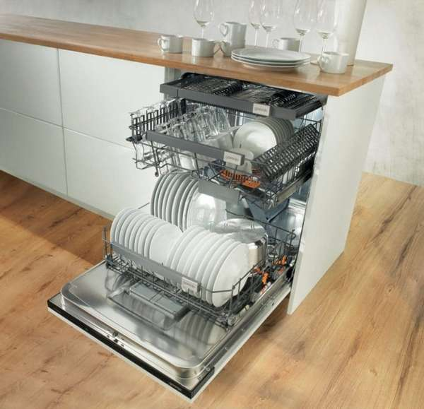 Посудомоечные машины 45 см и 60 см