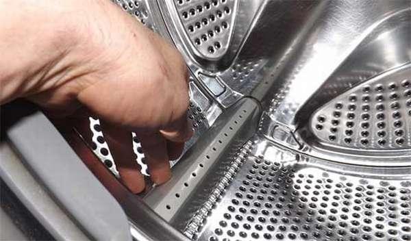 Болтается барабан стиральной машины