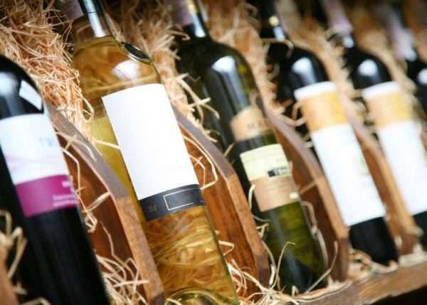 Как хранить белое вино