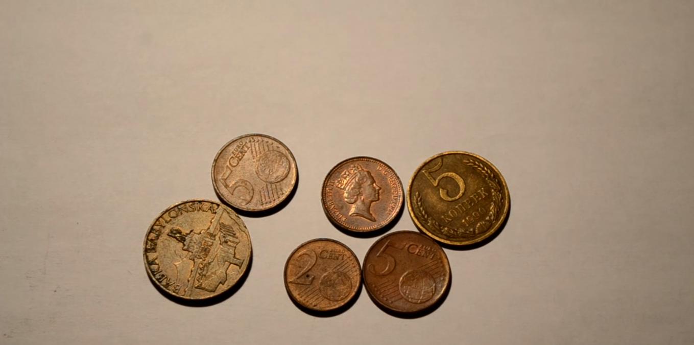 Чем старше монета, тем более бережного ухода требует.