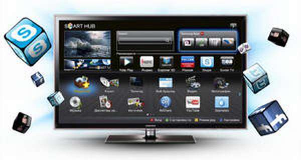 Преимущества смарт телевизоров