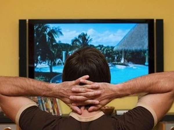 Смотрим телевизор