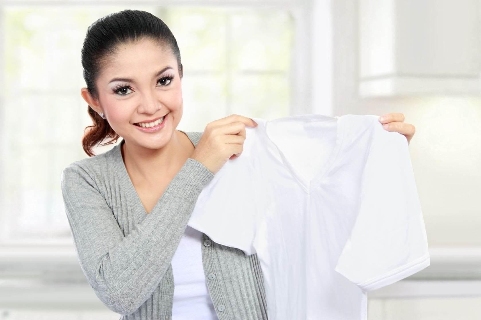 Поставили пятно на любимой блузке — выводим легко и просто