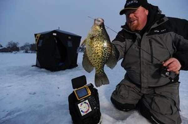 Как использовать подводные камеры для зимней рыбалки