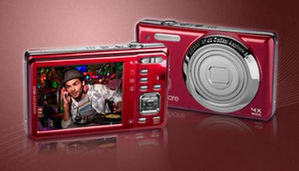 KODAK EASYSHARE Camera прекрасно подойдет для видеоблогера