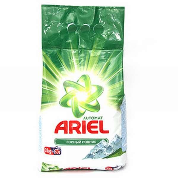 Порошок Ariel «Горный родник»