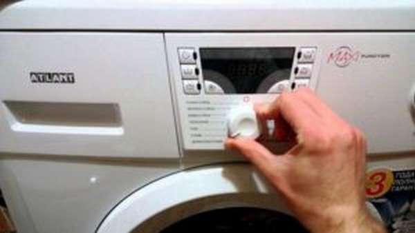 Как пользоваться стиральной машиной Атлант