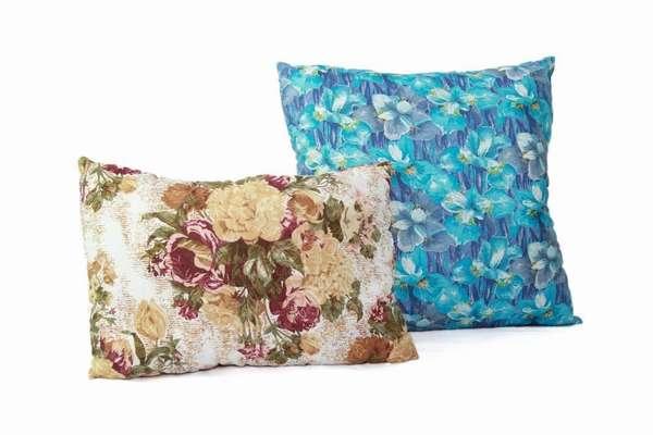 синтепоновые подушки