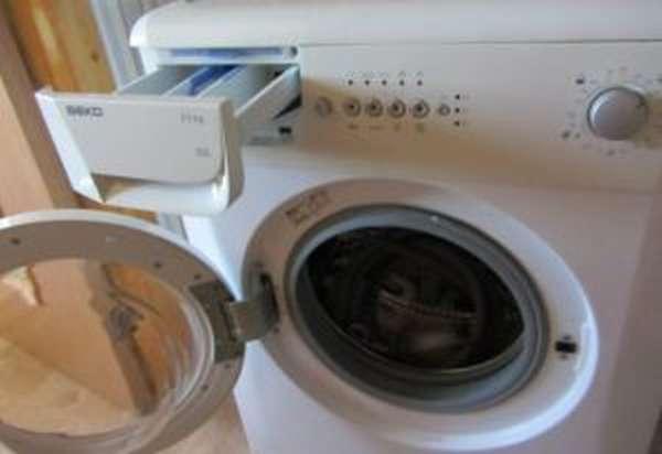 Как пользоваться стиральной машиной Beko