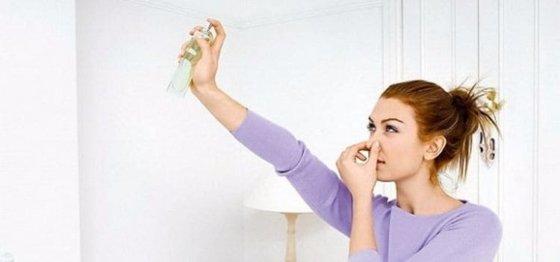 Избавление от запаха канализации