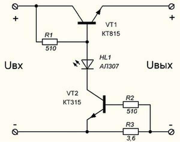 Регулируемый ограничитель тока