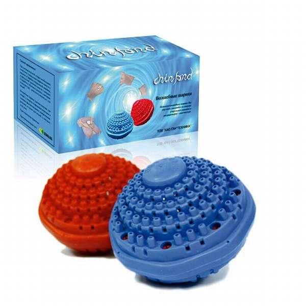 Турмалиновые шарики для стиральной машины