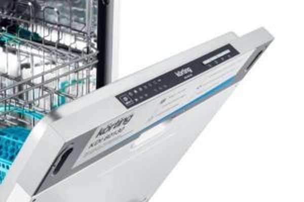 Обзор встраиваемых посудомоечных машин Korting