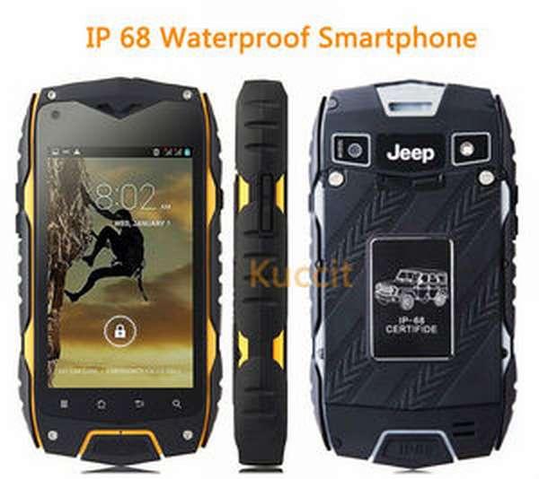 Оригинальный Джип Z6 - что это за смартфон