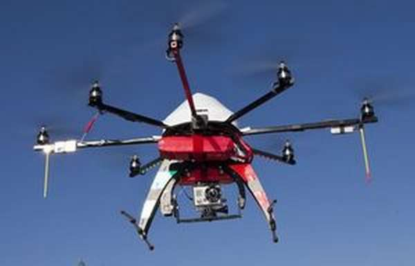 Управляемые вертолетики