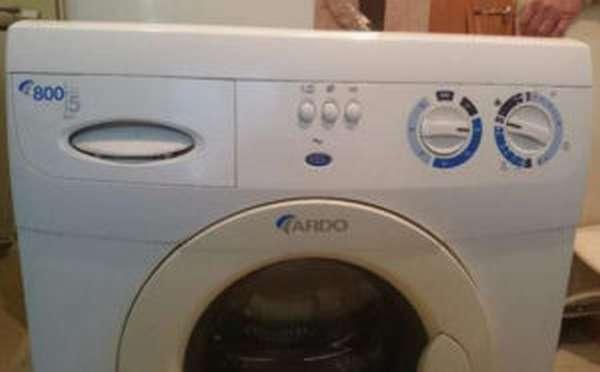 Ремонт стиральной машины ardo своими руками