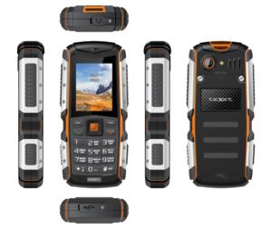 TeXet TM-513R, 2 - неубиваемый смартфон