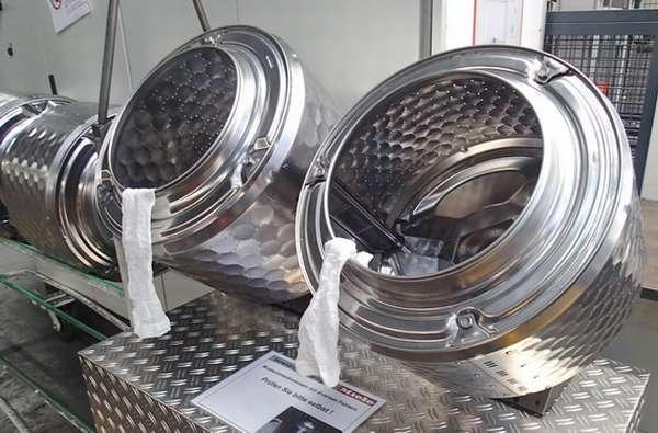 Сотовый барабан стиральной машины