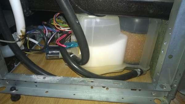Ошибка Е4 в посудомоечной машине Hansa