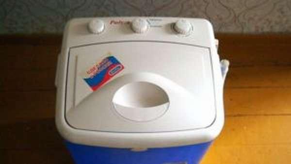 Обзор стиральной машины Радуга