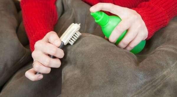 Способы чистки дубленки: сухая обработка пятен, машинная и ручная стирки