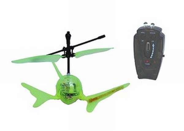 Управляемый вертолет
