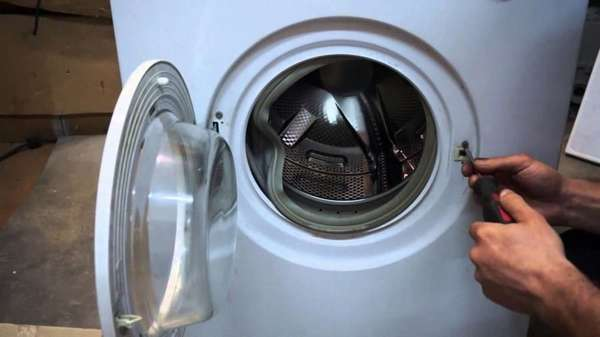 Принудительное открытие люка стиральной машины