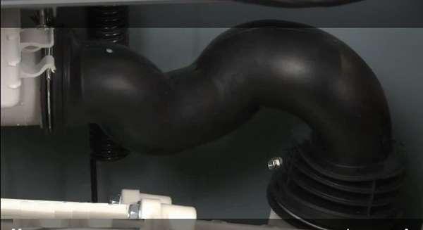 Ремонтируем патрубок диспенсера