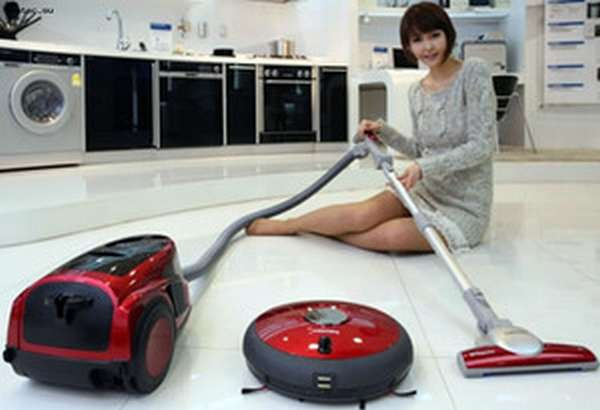 Выбираем пылесос - робот или обычный?