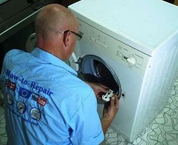 Частые поломки стиральных машин