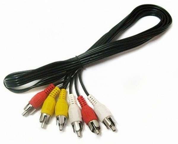 RCA-кабель для приставки