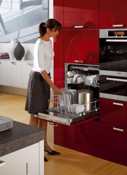 Модель посудомоечной машинки