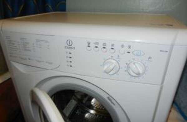 как пользоваться стиральной машиной Индезит
