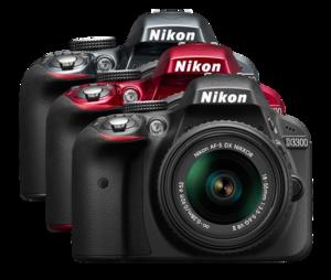 Nikon D3300 - качественное видео гарантировано