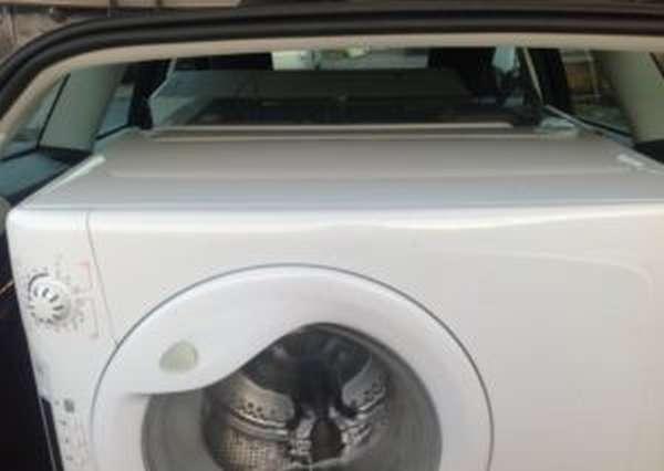 Как перевезти стиральную машину без транспортировочных болтов