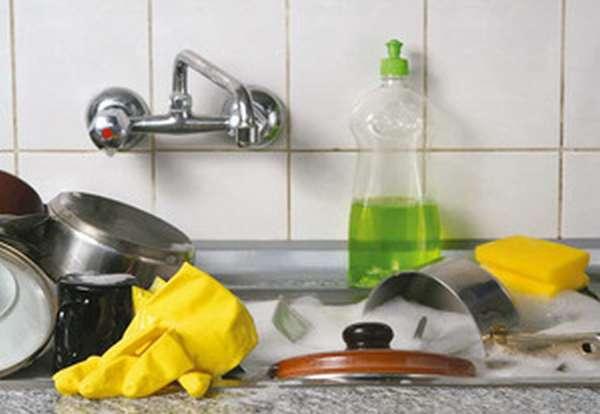 Средство для мытья посуды: народные рецепты