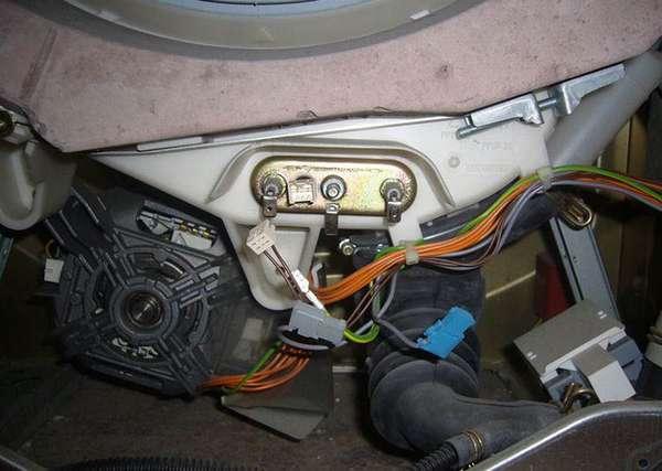 Замена ТЭНа стиральной машинки