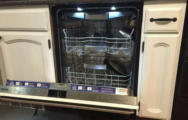 встраиваемые посудомоечные машины 60 см bosch