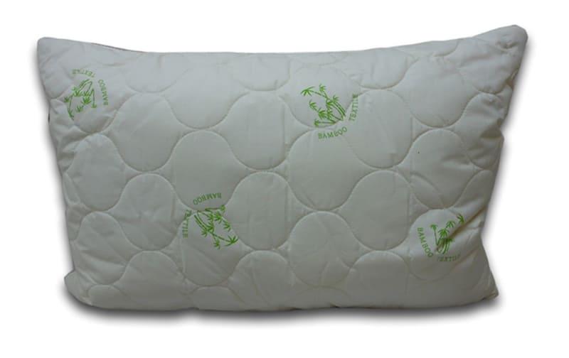 подушки с натуральным бамбуковым наполнителем