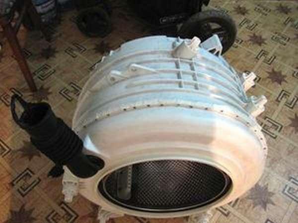 Описание способа демонтажа стиральной машины Индезит