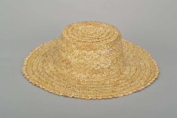 Возвращаем шляпе первозданный вид
