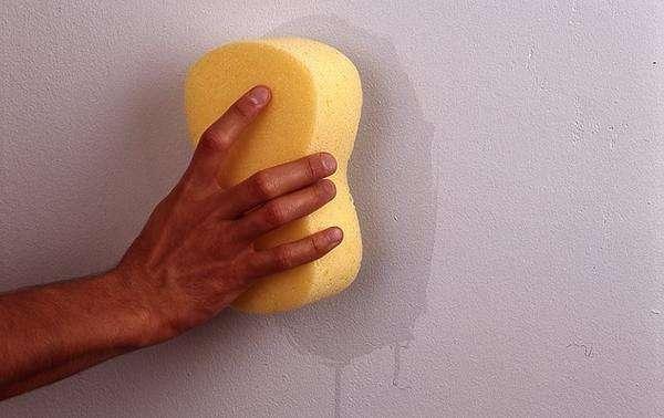 Как мыть обои моющиеся в домашних условиях