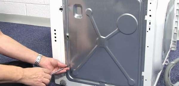 Замена помпы в стиральной машине Gorenje