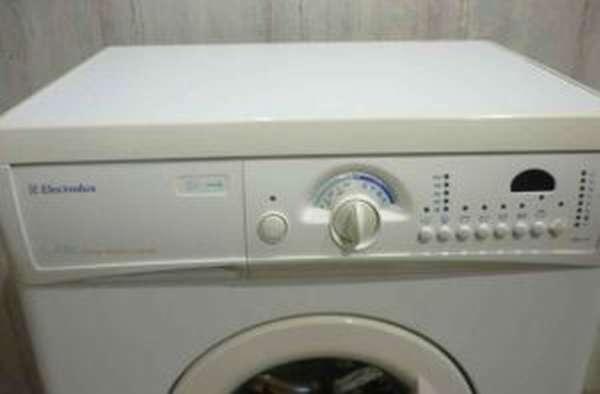 Стиральная машина Electrolux ews 1046 инструкция