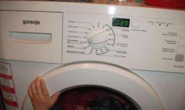 Ремонт стиральных машин gorenje своими руками