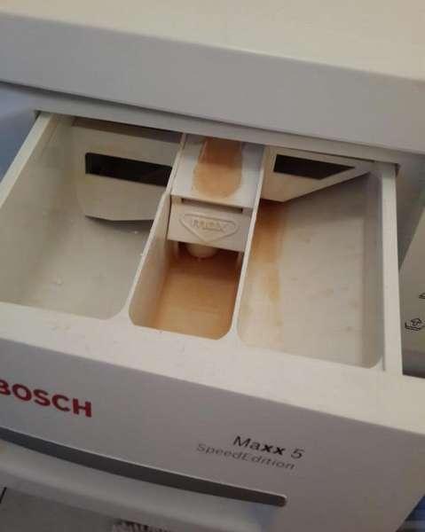 порошкоприемник Bosch maxx 5