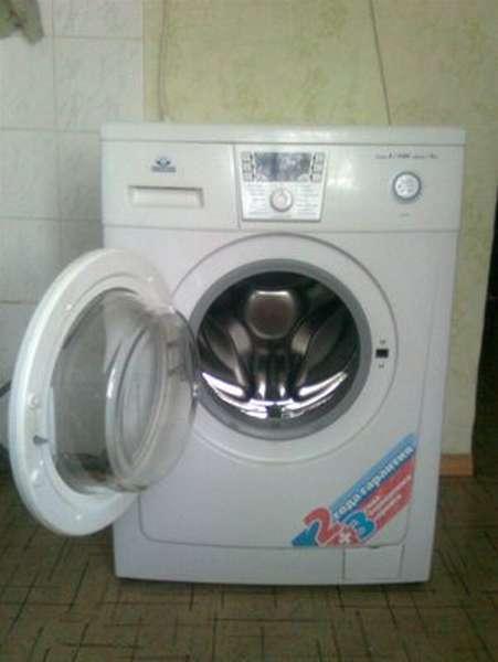 Как работает стиральная машинка